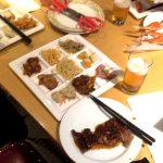 春の夕食会