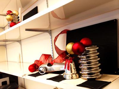クリスマスなショールーム
