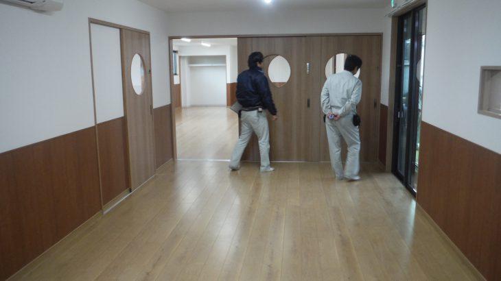 【H保育園】社内検査