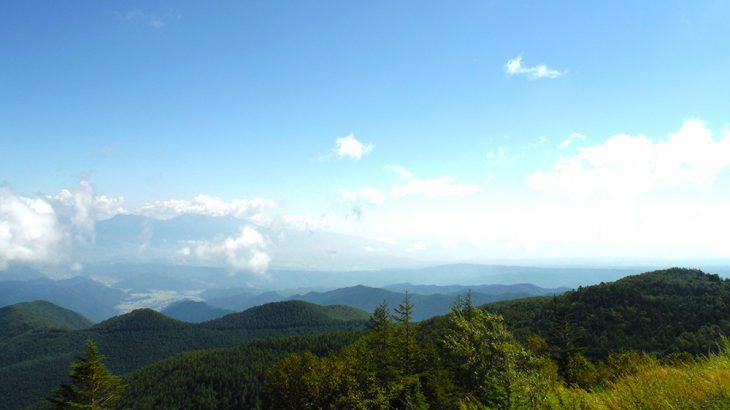 8月11日(山の日)から夏季休暇なので、山の日について調べてみました