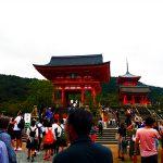 2018年京都研修旅行レポート④~清水寺~